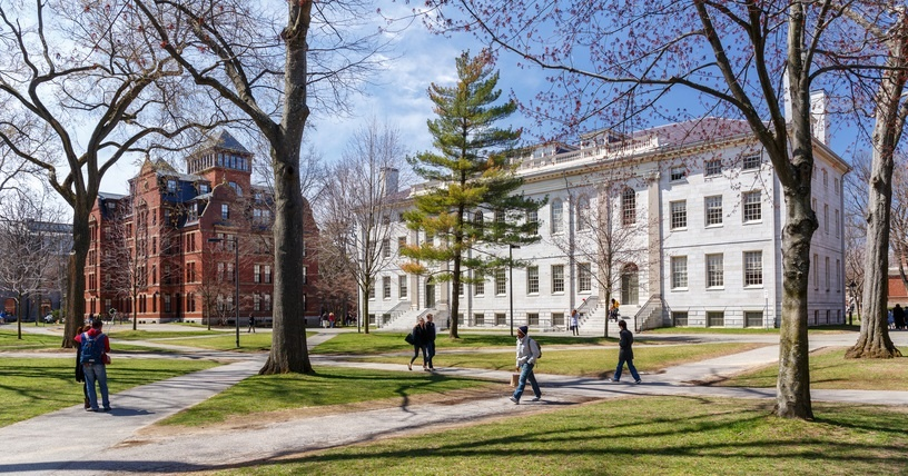 Types of Colleges - Four Year Colleges - Harvard University